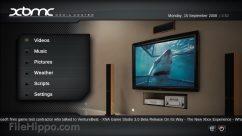 برنامج اكس بى ام سى ميديا سنتر   XBMC Media Center 12.0 Beta 2 أقوى برنامج لتشغيل الفيديو والصوت والصور بجميع الصيخ يستحق التحميل