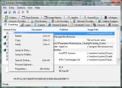 اخر اصدار من برنامج Autoruns 11.41 الذى يجعلك متحكم بالكامل فى برامج البدء التلقائى