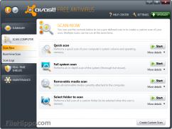 برنامج الحماية من الفيروسات الاول عالميا Avast! Free Antivirus 7.0. بآخر إصدار 2013