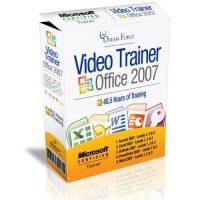 كورس تعليم اوفيس 2007 كاملا على 4 اسطوانات فيديو وبالعربى للتحميل