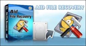 برنامج استعادة الملفات المحذوفة حتى بعد االفورمات  Aidfile Recovery v3.5.6