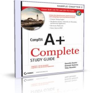 اسطوانة  كورس تعليم صيانة الهاردوير للكمبيوتر  المعتمد بشهادة كومبتيا والمعروف بــ A+ ( فيديو وبالعربى )
