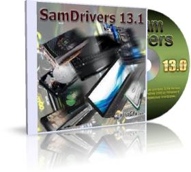 اسطوانة التعريفات العملاقة SamDrivers 13.3.3 Full 2013 لكل التعريفات لجميع أنواع الويندوز