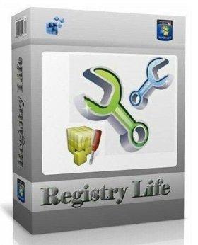 برنامج تسريع الويندوز وصيانة ملفات الرجيسترى Registry Life 1.62 للتحميل برابط مباشر