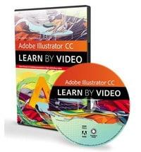 اسطوانة تعليم أدوبى اليستريتور 2014 Adobe Illustrator CC  Learn by Video للتحميل على أكثر من سيرفر