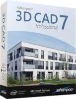 برنامج الرسومات الهندسية المنافس للأوتوكاد | Ashampoo 3D CAD Professional 7.0.0