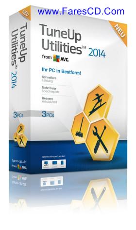 البرنامج الشهير جدا فى إصلاح أخطاء الجهاز وتنظيفه وتسريعه TuneUp Utilities 2014 v14.0.1000.110  TE  + التفعيل + الشرح للتحميل بروابط مباشرة