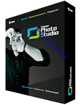 برنامج زونر فوتو ستوديو 2014 للتعامل مع الصور والتعديل عليها  Zoner Photo Studio Pro 16.0.1.3  البرنامج كامل مع التفعيل