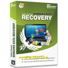 برنامج لاستعادة الملفات المحذوفة من الهارد Stellar Phoenix Windows Data Recovery 5 البرنامج كامل + السيريال + الشرح