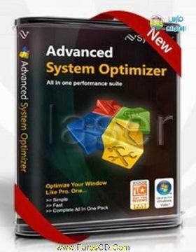 البرنامج الأول عالمياً فى إصلاح أخطاء الحاسوب Advanced System Optimizer 3.5.1000.15127 Final Portable نسخة محمولة  ومفعلة للتحميل برابط مباشر