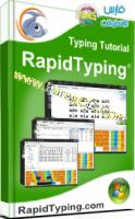 برنامج مدرب االطباعة الجديد Rapid Typing لزيادة سرعة كتابتك على الكيبورد بأكثر من 30 لغة منها العربي للتحميل برابط واحد مباشر