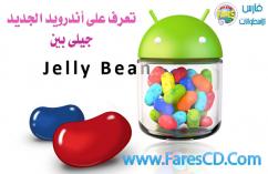 أعرف الفرق  عن نسخة أندرويد 4.1 Jelly Bean جيلى بين الأحدث والأكثر إنتشاراً ( بالفيديو )