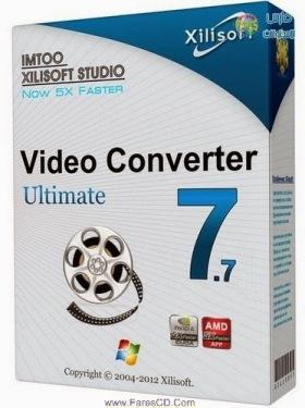 لتحويل فيديوهاتك وإضافة التأثيرات عليها بكل سهولة مع برنامج Xilisoft Video Converter Ultimate 7.8.0 Build 2014 البرنامج كاملاً + التفعيل برابط مباشر على الأرشيف