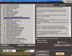 الإصدار الجديد من أداة صيانة الويندوز الكل فى واحد Windows Repair (All In One) 2.8.7 Final للتحميل برابط مباشر