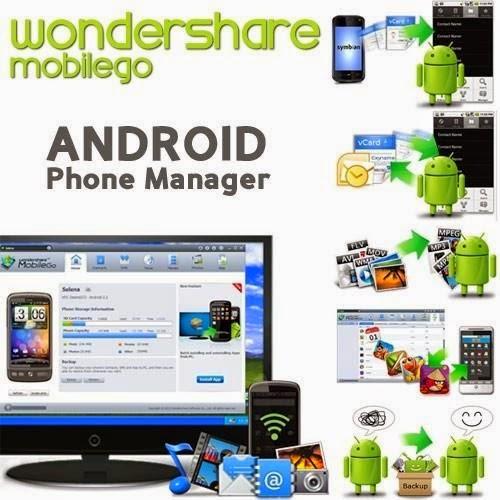 برنامج مزهل للتحكم الكامل بهاتفك الأندرويد عن طريق الكومبيوتر MobileGo for Android 5.0.1.279 كامل بالتفعيل للتحميل برابط مباشر