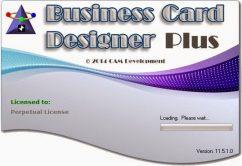 برنامج تصميم الكروت الشخصية Business Card Designer Plus 11.5.1 كامل بالتفعيل للتحميل برابط مباشر