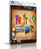 لعبة نينجا تقطيع الفاكهة Fruit Ninja لأجهزة الكومبيوتر بمساحة 70 ميجا للتحميل برابط واحد مباشر وتورنت