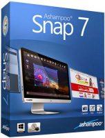 برنامج أشامبو سناب لتصوير الشاشة Ashampoo Snap 7.0.8 كامل بالتفعيل وداعم للغة العربية للتحميل برابط مباشر