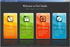 تجميعة برامج الميديا الشاملة DVDVideoSoft Free Studio 6.3.8.820 تجميعة من 48 برنامج للتحميل برابط واحد مباشر