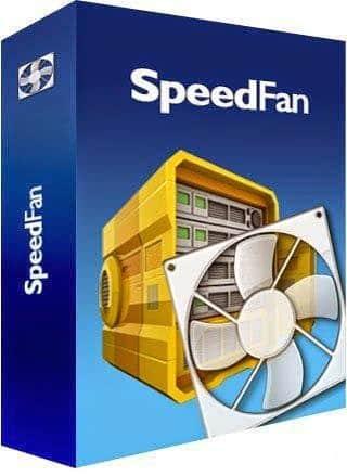 كيف تتعرف على درجة حرارة البروسيسور والإطمئنان على سرعة المروحة مع برنامج SpeedFan 4.50 Final للتحميل برابط مباشر
