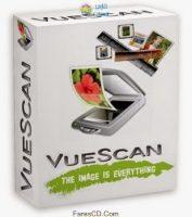 برنامج الاسكانر الشهير VueScan Pro 9.4.45 للعمل على جميع أنواع الماسحات الضوئية للتحميل برابط مباشر