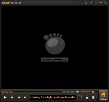 برنامج جوم بلاير 2014 لتشغيل ملفات الميديا لكل الصيغ GOM Player 2.2.62 Build 5209 للتحميل برابط مباشر