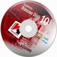 آخر إصدار من اسطوانة الطوارىء والإنقاذ من الفيروسات  Kaspersky Rescue Disk 10.0.32.17 DC 02.10.2014 للتحميل برابط واحد مباشر