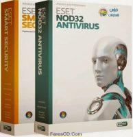 الإصدار الأخير من برامج  إسيت نود ٣٢ للحماية من الفيروسات ESET NOD32 Antivirus & Smart Security 8.0.301.0  x86/x64  بالتفعيل للتحميل بروابط مباشرة