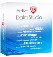 تجميعة النسخ الاحتياطى واستعادة الملفات | Active Data Studio v14.0.0.4 Boot Disk