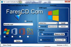 آخر إصدار من التفعيل الجديد لمنتجات ميكروسوفت | Re-Loader Activator 1.1 RC 3
