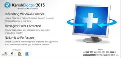 برنامج الصيانة وتصحيح أخطاء النظام   Kerish Doctor 2015 4.60