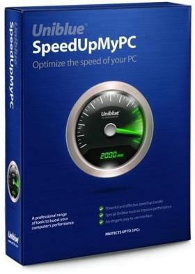 برنامج تسريع الكومبيوتر والإنترنت | Uniblue SpeedUpMyPC 2015 6.0.5