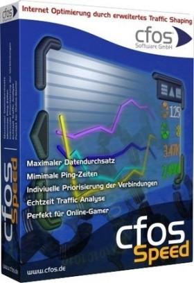 برنامج تسريع الإنترنت | cFosSpeed 9.65 Build 2167