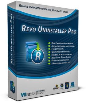 نسخة محمولة من برنامج حذف البرامج Revo Uninstaller Pro 3.1.2