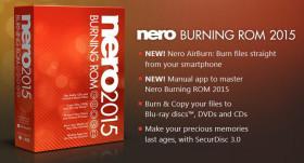 نسخة محمولة لبرنامج نيرو Nero Burning ROM 2015 16