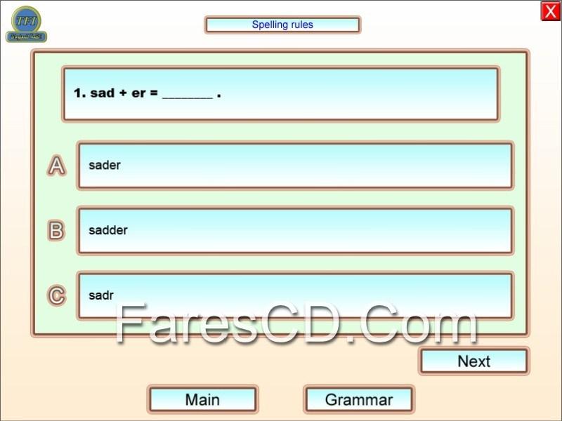 كورس  تعليم قواعد الإنجليزية من شركة القمة (1)
