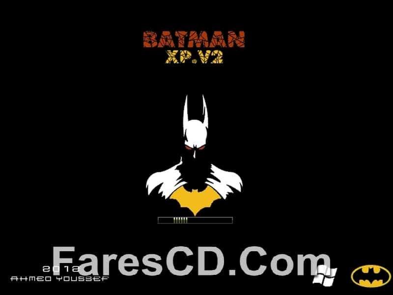 ويندوز إكس بى باتمان 2 Windows Xp SP3 batman v2 (5)