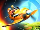 لعبة حرب الطائرات الخفيفة | Big Air War | بمساحة 50 ميجا