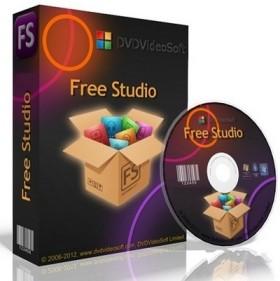 تجميعة برامج الميديا الشهيرة | Free Studio 6.6.30.1215