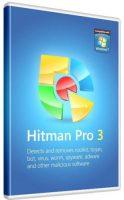 برنامج إزالة الفيروسات والملفات الخبيثة   HitmanPro 3.7.9 Build 233 Multilingual