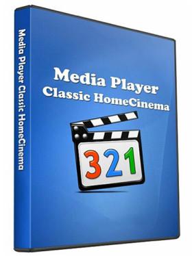 برنامج تشغيل كل صيغ الصوت والفيديو | Media Player Classic Home Cinema 1.7.8.0 Final
