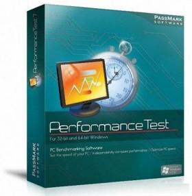 برنامج اختبار وقياس سرعة الكومبيوتر | PerformanceTest 8.0 Build 1045