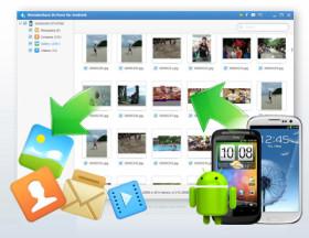برنامج استرجاع المحذوفات للأندرويد | Wondershare Dr.Fone for Android 4.8.2.142