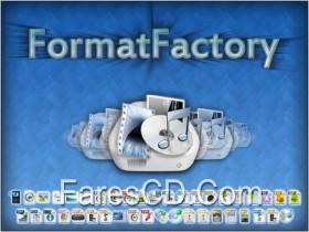عملاق تحويل الفيديو والصوت | FormatFactory 3.6.0.0