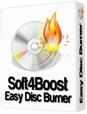 برنامج خفيف جداً لنسخ الاسطوانات | Easy Disc Burner 3.4.1.203