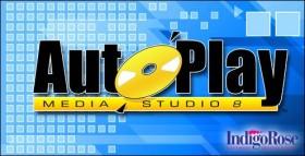 آخر إصدار من عملاق تصميم الاسطوانات | Indigo Rose AutoPlay Media Studio 8.5