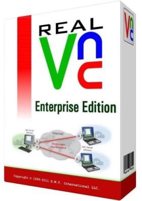 برنامج الإتصال بالكومبيوتر عن بعد | RealVNC Enterprise 5.2.3