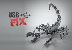 برنامج صيانة الفلاشات وحمايتها | UsbFix 7.812 DC