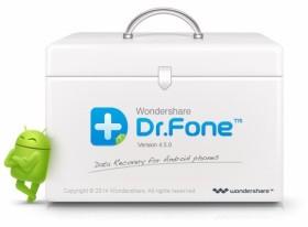 برنامج استعادة المحذوفات للأندرويد | Wondershare Dr.Fone for Android 5.0.1
