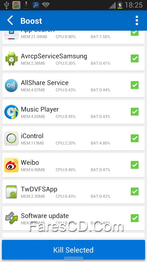 تطبيق إدارة هواتف أندرويد  All-In-One Toolbox Pro (29 Tools) 5.1.5 (3)